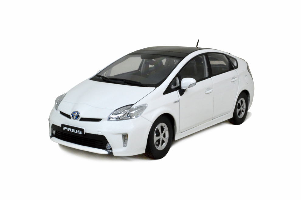 Wholesale Cars For Sale >> Toyota Prius Die Cast Model Car 1 18 Diecast Wholesale Cars