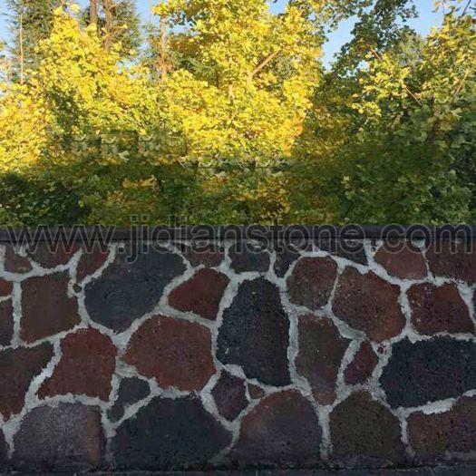 Light Random Stone Wall Cladding