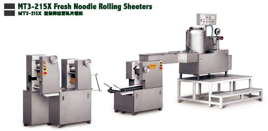 MT3-215 Fresh noodle making machine