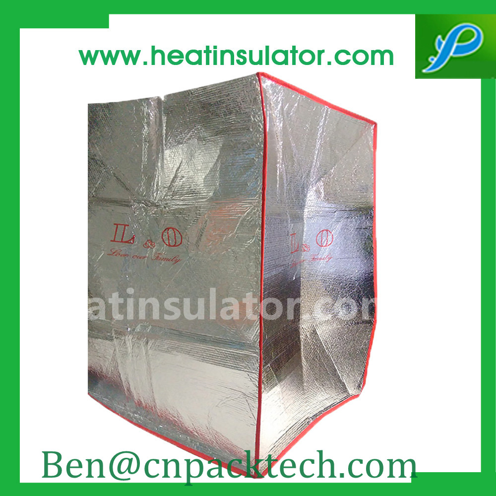 Bubble Thermal Pallet Covers Insulated Pallet Covers