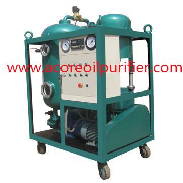 Waste Hydraulic Oil Purifier System
