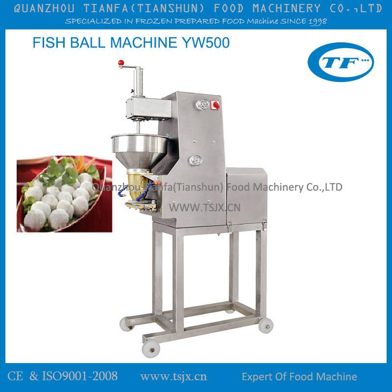 CE Certificate fish ball  machine