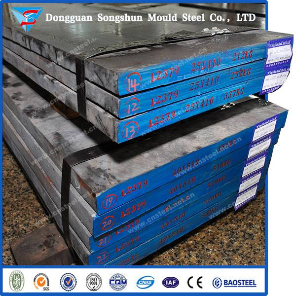 China Plates D2/1.2379 Steel