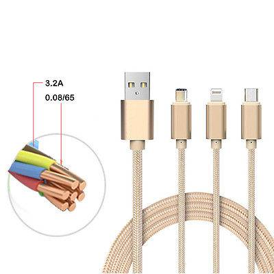 Multi-function-3in1-USB-Type-c-Quick-Charging-Cable-3-2A-GB  Multi-function-3