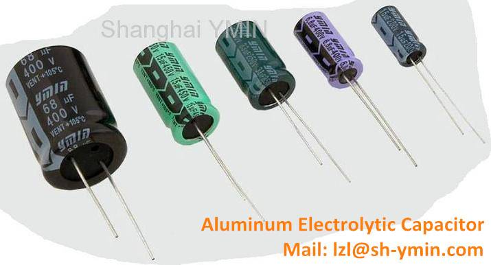 LK Radial lead aluminum electrolytic capacitor 6000 to 8000hours high frequency high ripple current