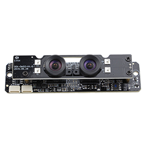 2MP Dual Lens Module AR0230 CMOS Sensor Wide Angle 96