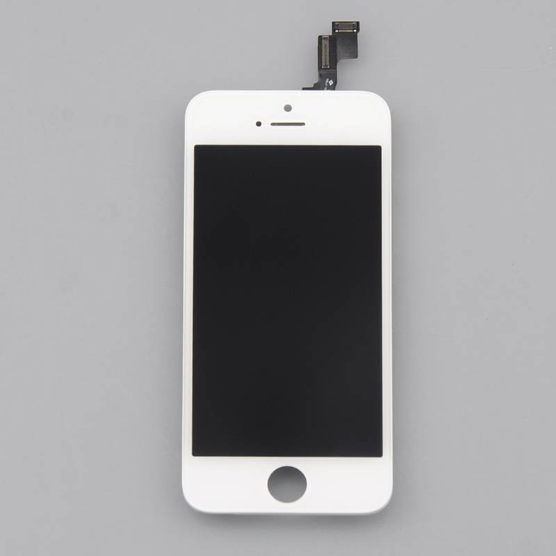Mobile phone LCD screen for iphone 5S with digitizer assembly