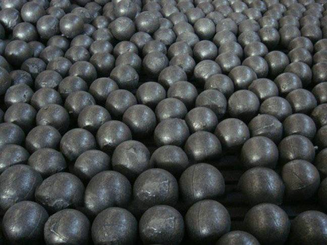Forged Grinding Balls