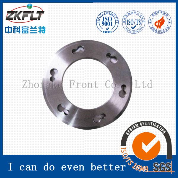 High Quality Square End Plate Carbon Steel Hot Rolled End Plate of Flange