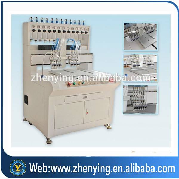 ZY-G08 Automatic glue dispensing Machine