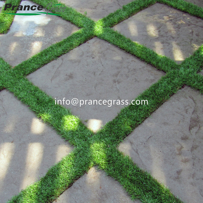 Beautiful Artificial Turf with SGS Certificate