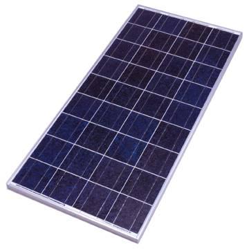 18V polycrystalline solar panel 130W