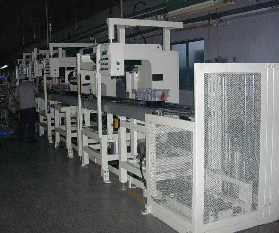 Automation automible assemble equipment