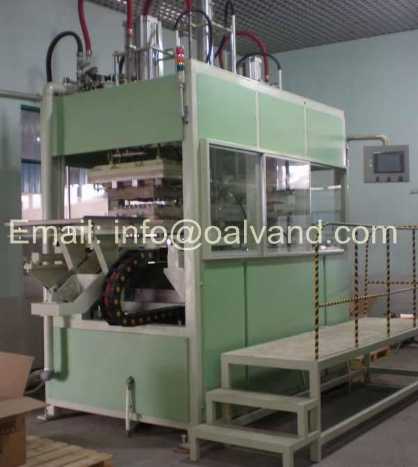 Disposable Sugarcane Tableware Machine