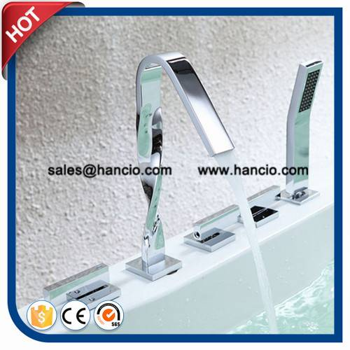 Five Holes Deck-Mounted Bathtub Faucets (HC2901)