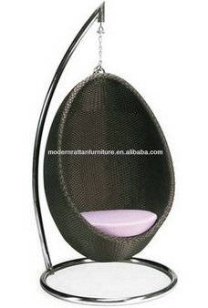 FCO-016patio hanging swing egg chair garden furniture