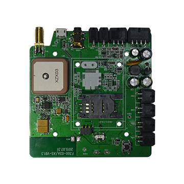 Multi-functional GPS tracker with 16 I/O