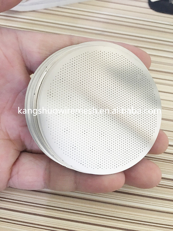 Stainless Steel Coffee Filter for Aeropress Coffee & Espresso Maker Reusable Coffee filter disk