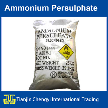 High quality China ammonium persulphate or APS price