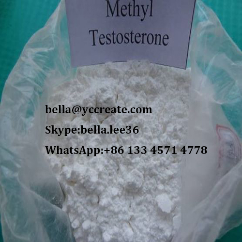 17 alpha alkylated Oral Steroid Testosterone Methyltestosterone