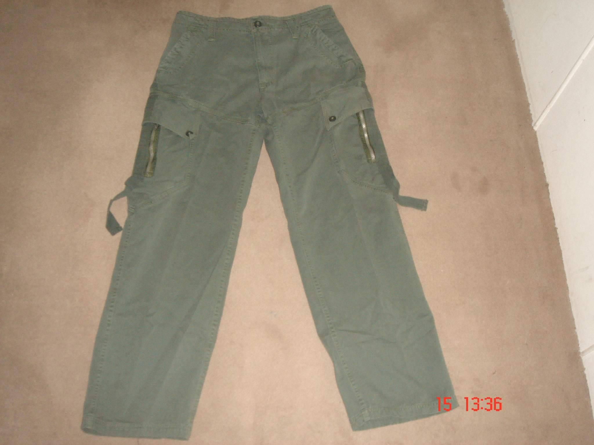 Mens & Ladies Cargo Pant