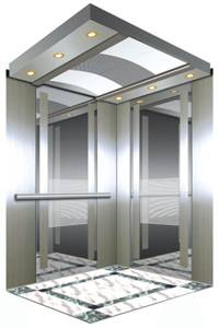 Passenger elevator D18202