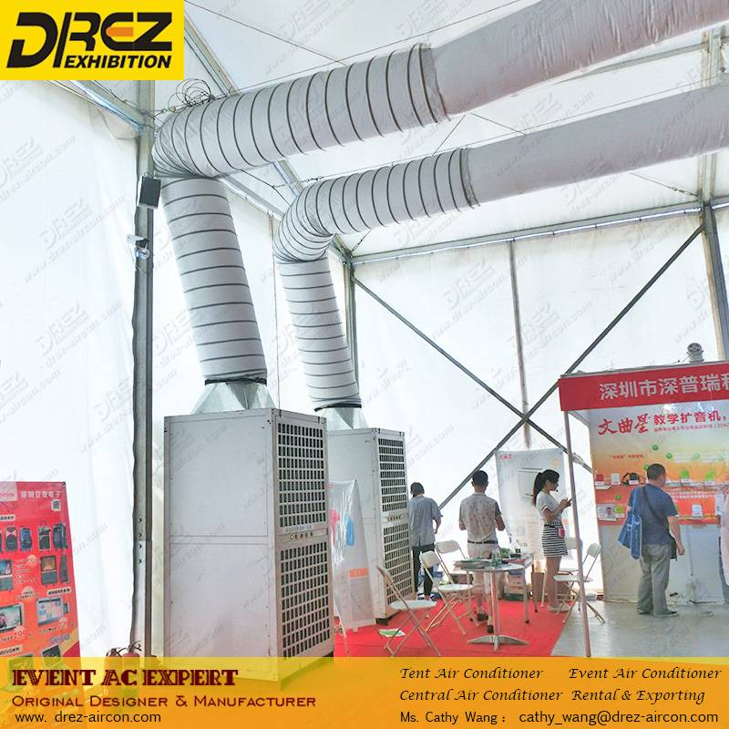 Drez 25 ton Air Conditioner Mobile AC for Outdoor Event Tents with CE Certificate