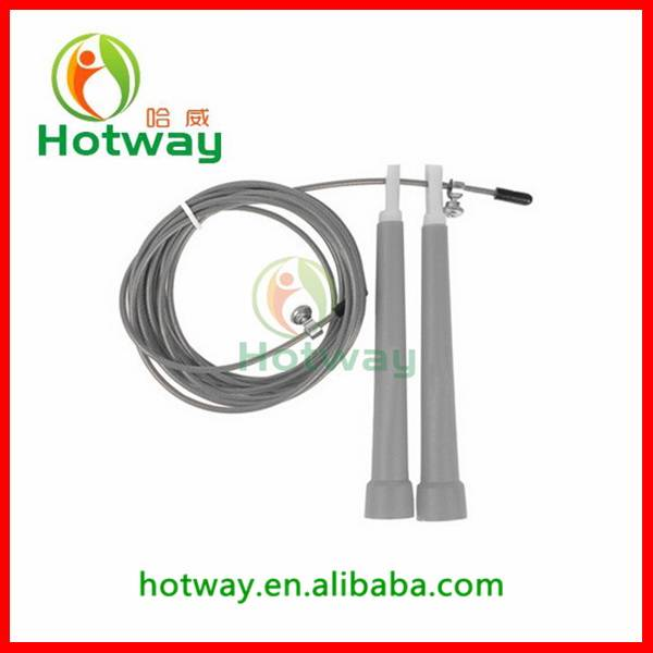 Body Building High Quality Cable Fast Jump Ropes for Sale