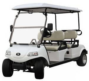 HDK electric golf cart DEL3042G2Z Express 4+2