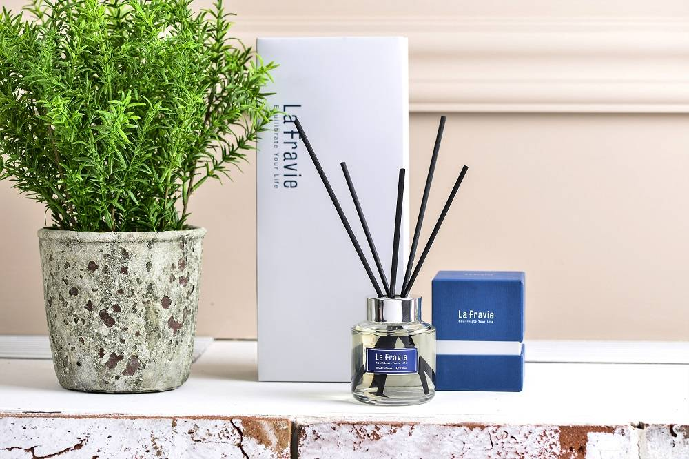 La Fravie_Reed Diffuser