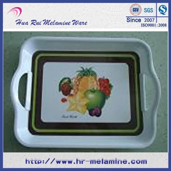 highquality melamine tray