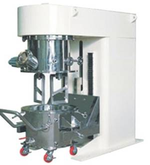 Double Shafts Planetary Mixer