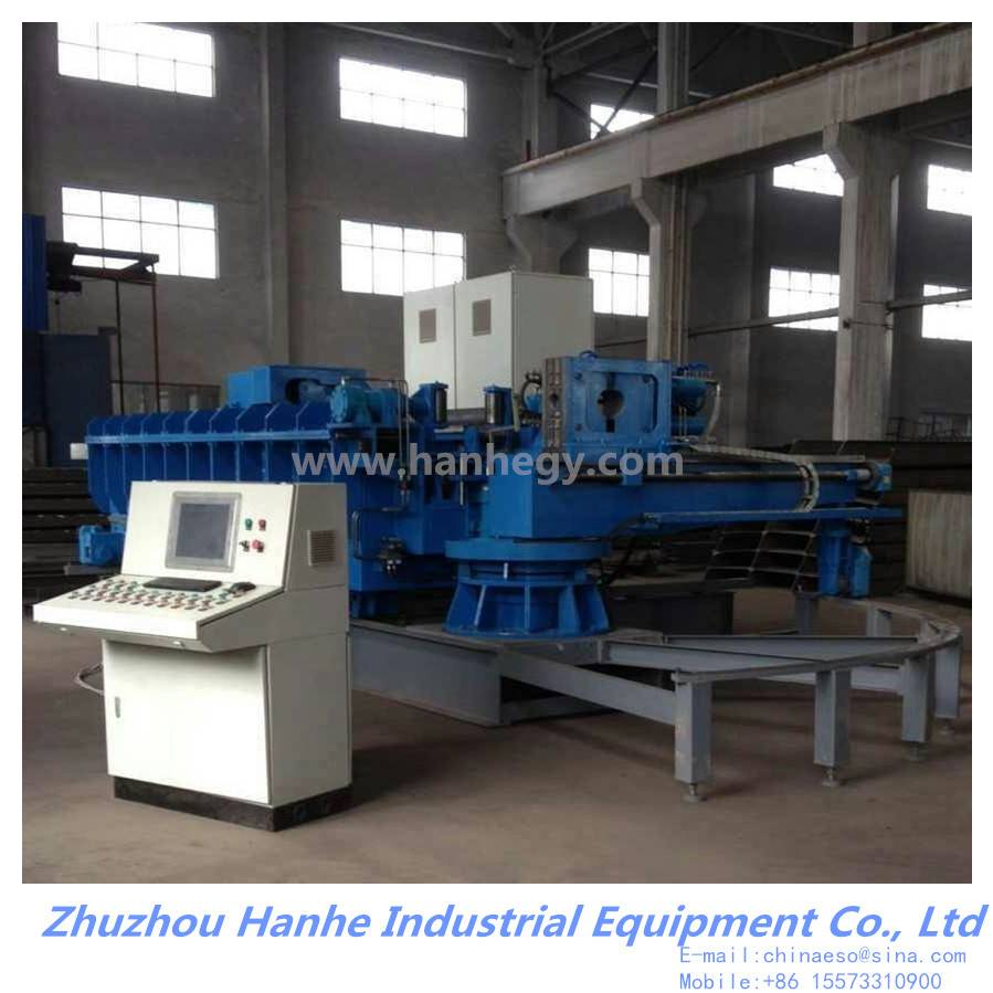 CNC Induction Pipe Bending Machine