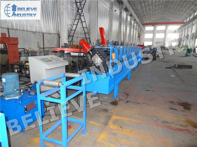 Small Cable Tray Roll Forming Machine