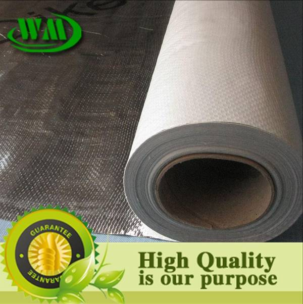 reflective silver foil insulation