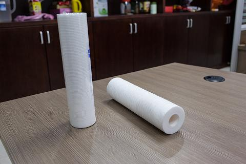 Low price best quality ro parts pp pleated filter cartridge