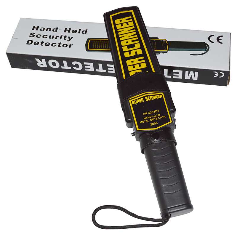 Security Handheld Metal Detector System Mcd -3003b1 For Schools / Courtrooms
