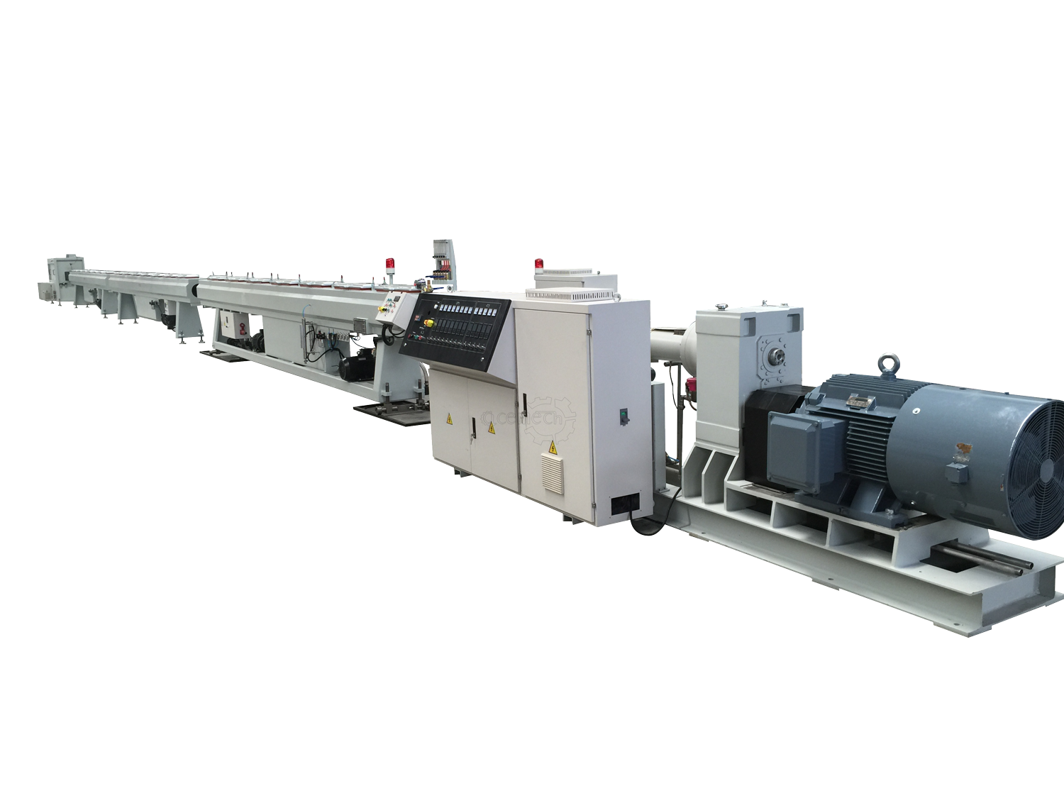 PVC pipe production line / extrusion machinery