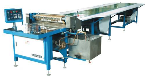 ZX-650C Manual Paper Pasting Machine