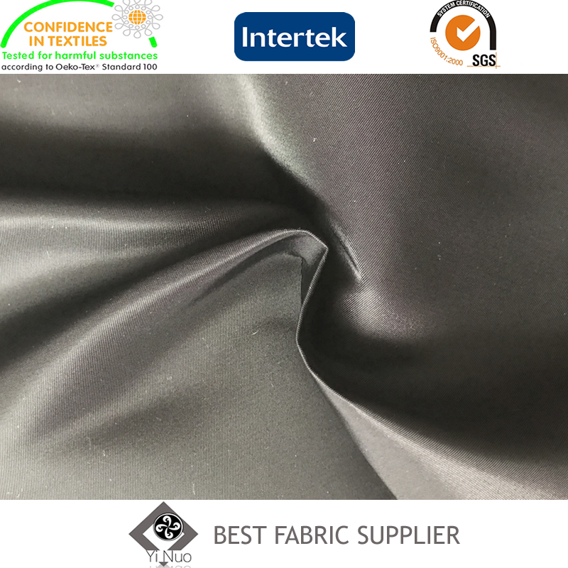 100% 340t Twill W/R Nylon Fabric Wind Coat Fabric