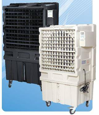 Industry type mobile cooler