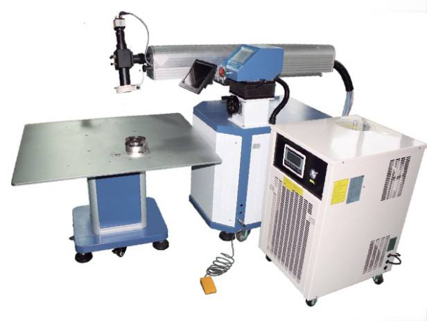 Ezletter Laser Welding Machine