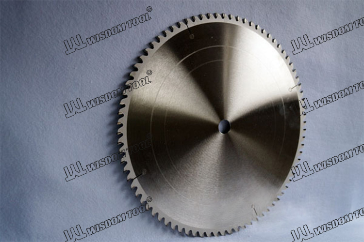 Cutting with Aluminum Saw Blades 405-25.4-3.2-80T best circular saw blade for cutting aluminum