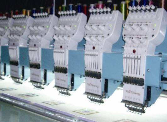 Tai Sang Embroidery Machine 612