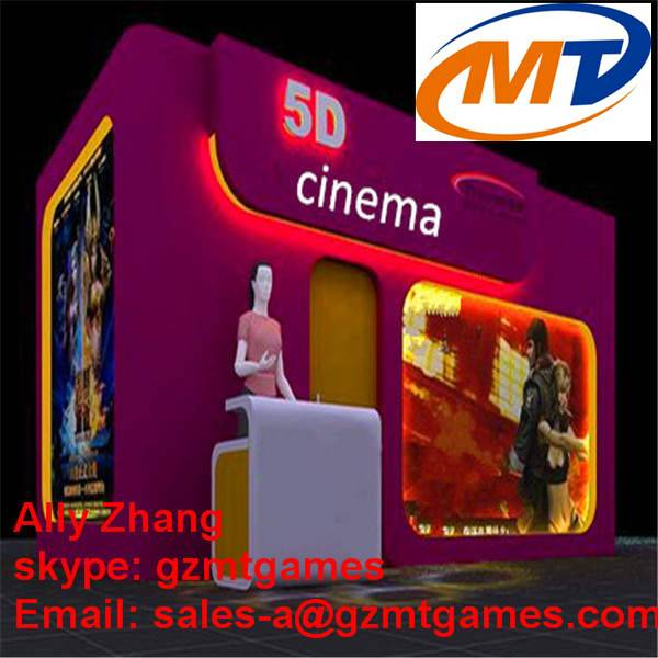 hot 5d cinema simulator 5d 7d cinema system for 6/9person