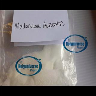 99% Purity Methenolone Acetate/CAS15262-86-9