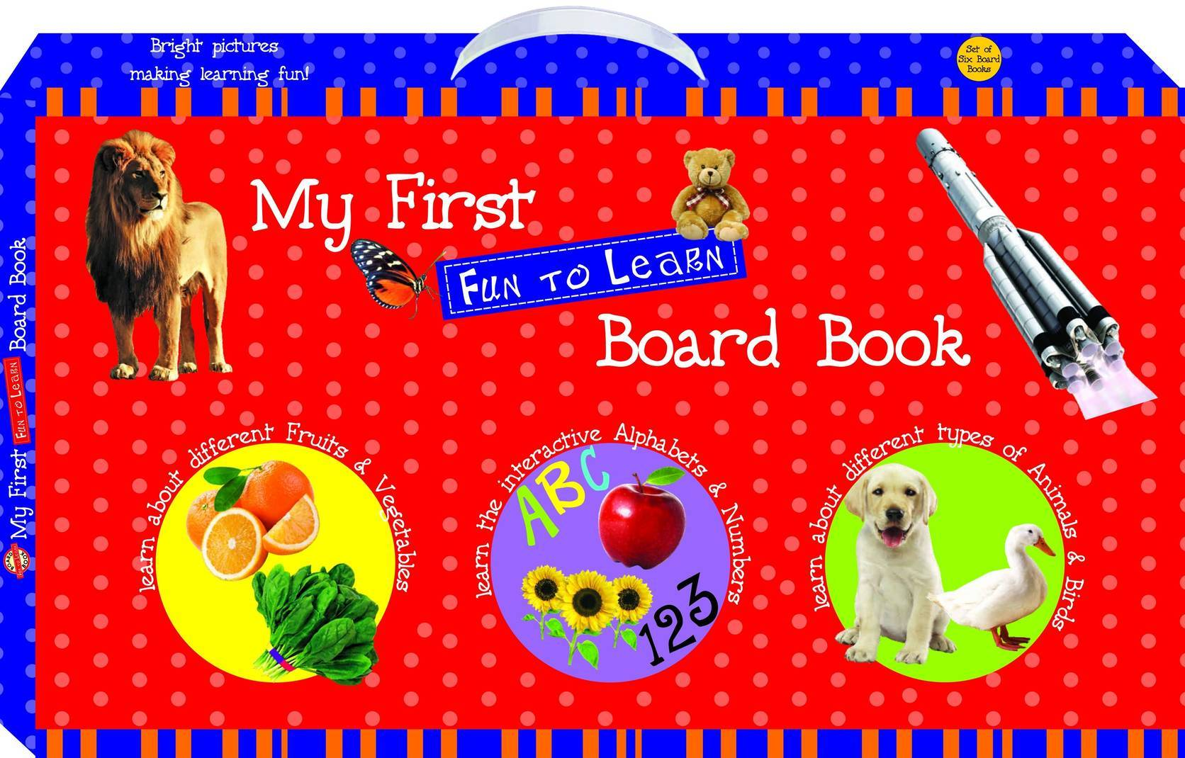 My First Fun To Learn Board Book