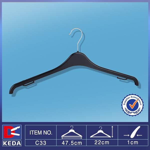 wet clothes hanger