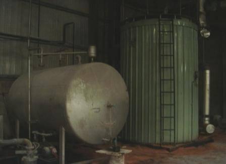 Heating-Medium Boiler