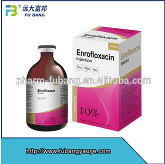 Factory direct supply Enrofloxacin Injection